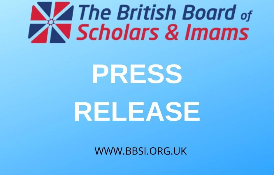 PRESS RELEASE: BBSI Publishes Detailed Funeral Guidance for British Muslim Communities During Corona Pandemic