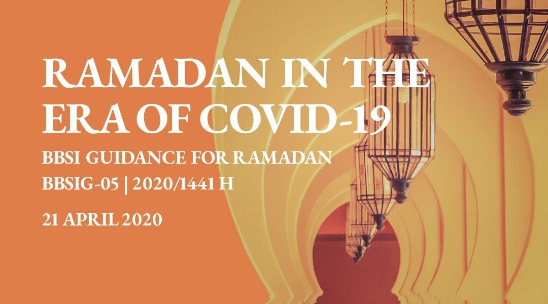 Ramadan in the era of Covid-19