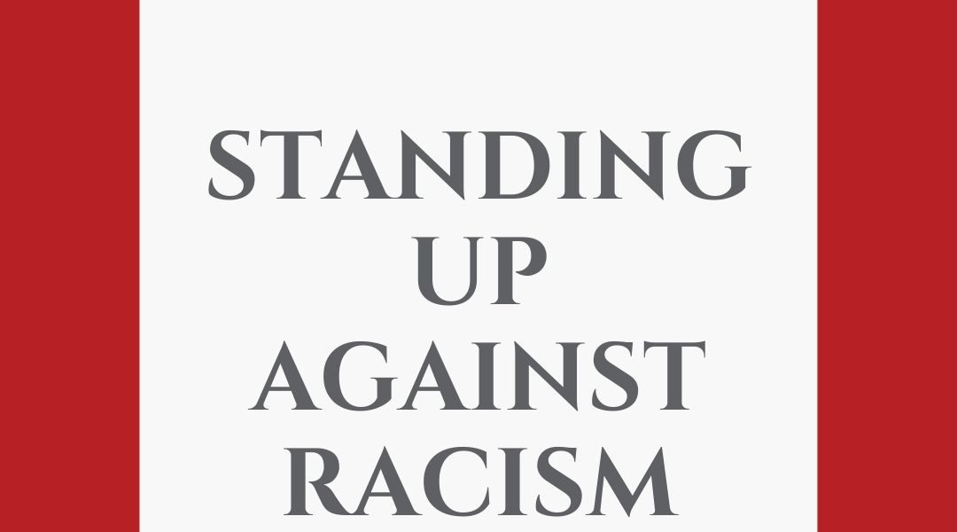 Standing up against Racism