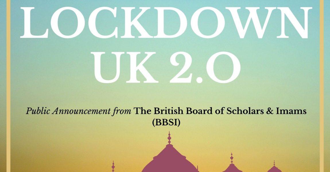 LOCKDOWN – UK 2.0