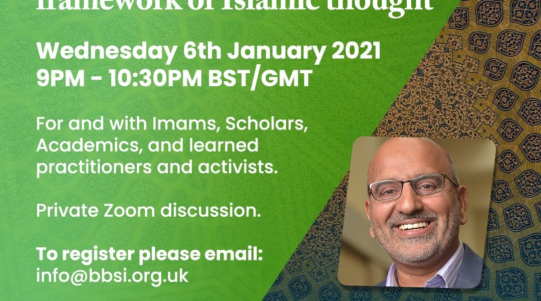 Expanding the knowledge framework of Islamic thought