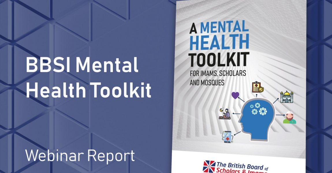 Mental Health Toolkit for Imams and Scholars