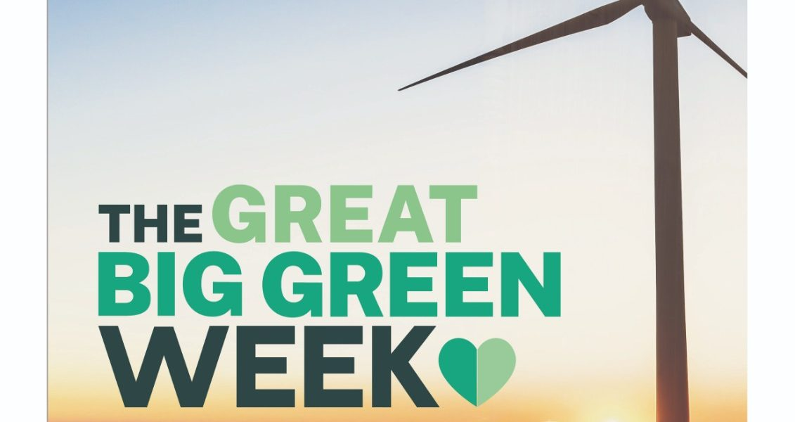 The Great Big Green Week Friday Khutbah Template